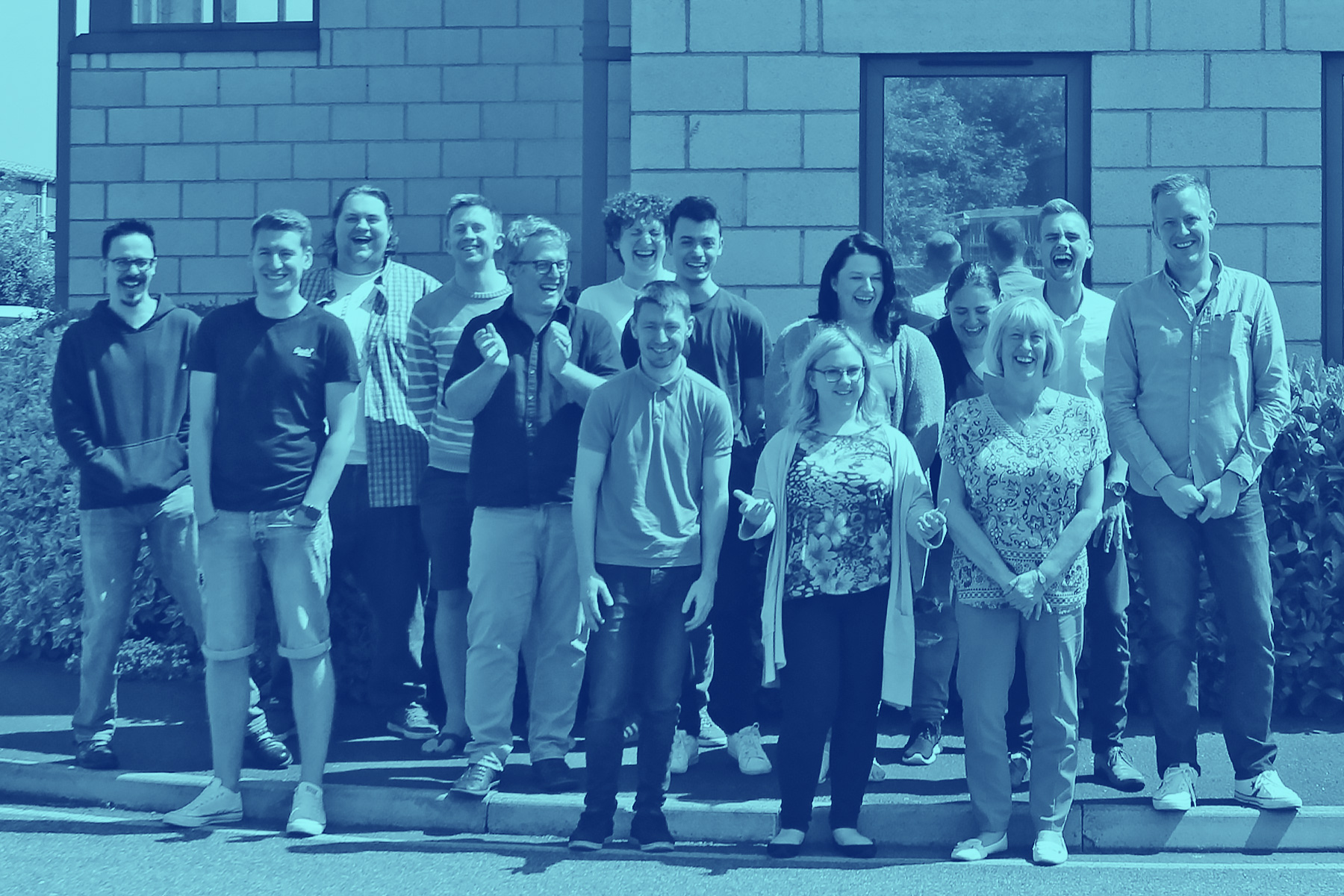 Welcome to the New Look Staff Squared image