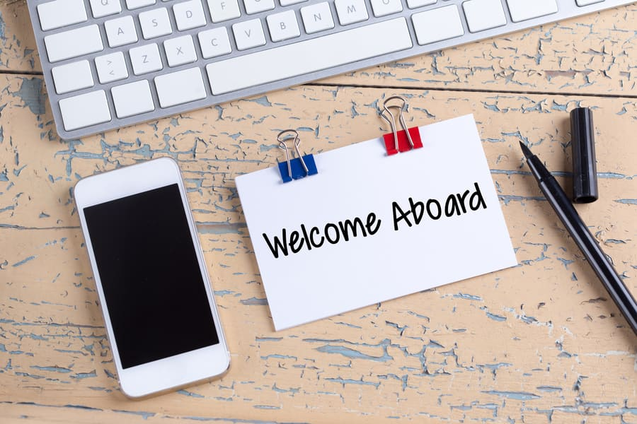 Why you need an Onboarding Practice that Rocks image