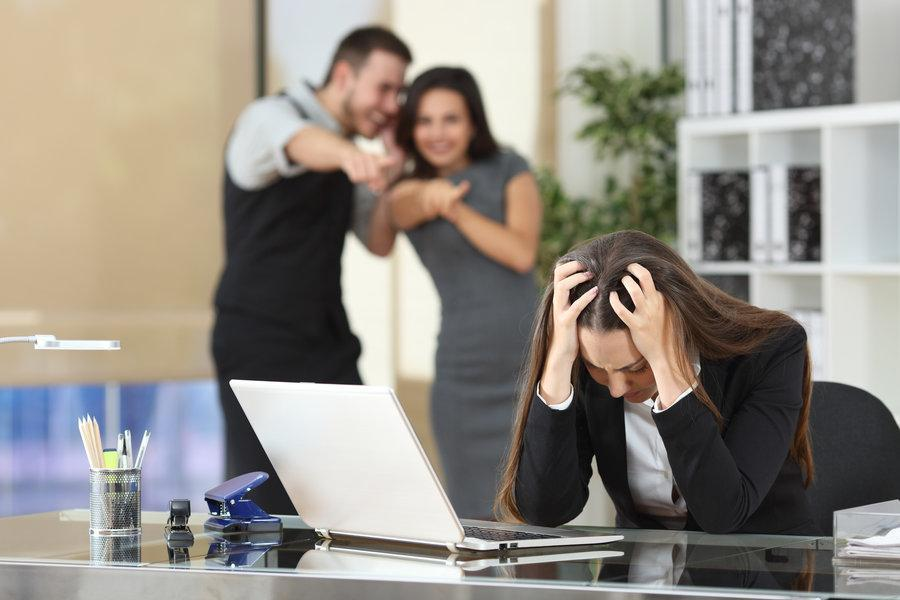 How to Deal with Bullying in the Workplace image