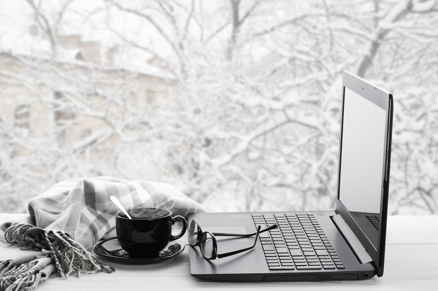 There's Snow Place Like Home: Working Remotely in Adverse Weather Conditions image