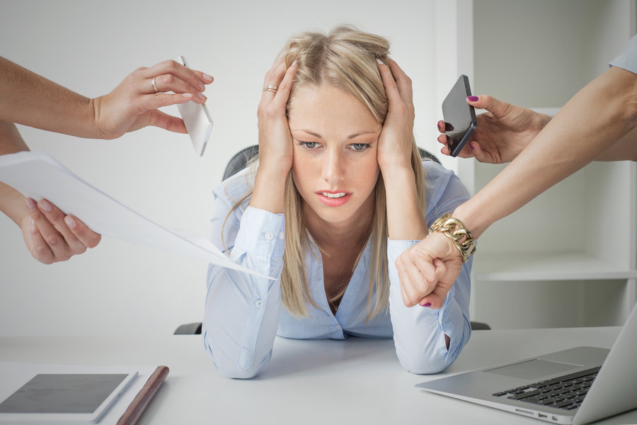 Is Poor Management to Blame for Stress-Related Illness? image