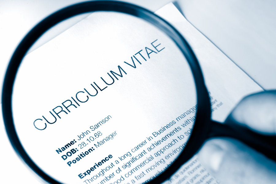 What to Look for in a CV image