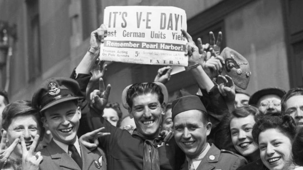 Early May Bank Holiday to Mark VE Day Anniversary image