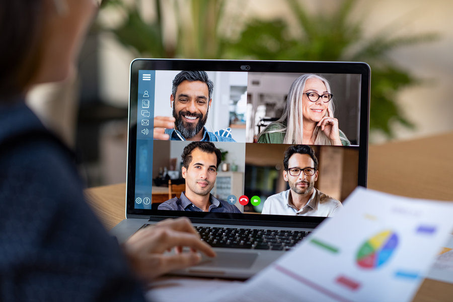 Top Tips to Keep Communication Open when Working Remotely image