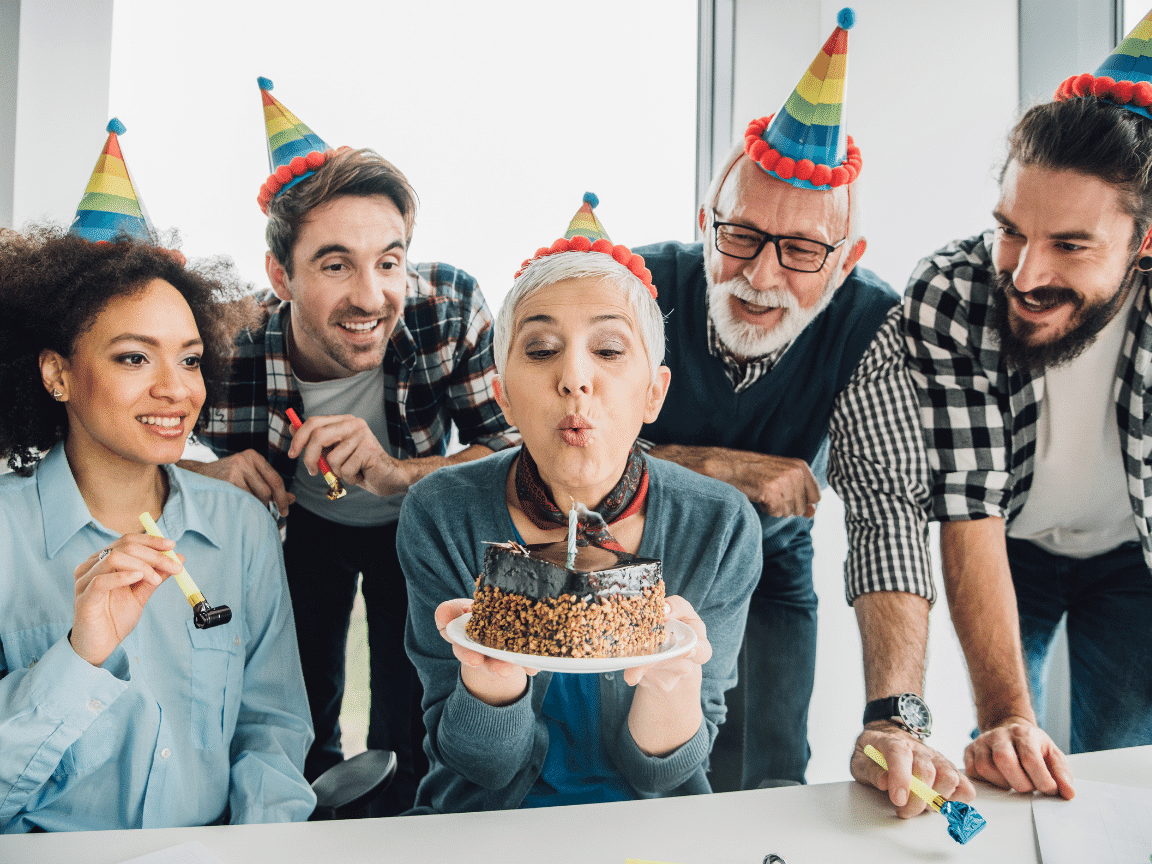 Celebrate Good Times (and Office Birthdays), ComeOn! image